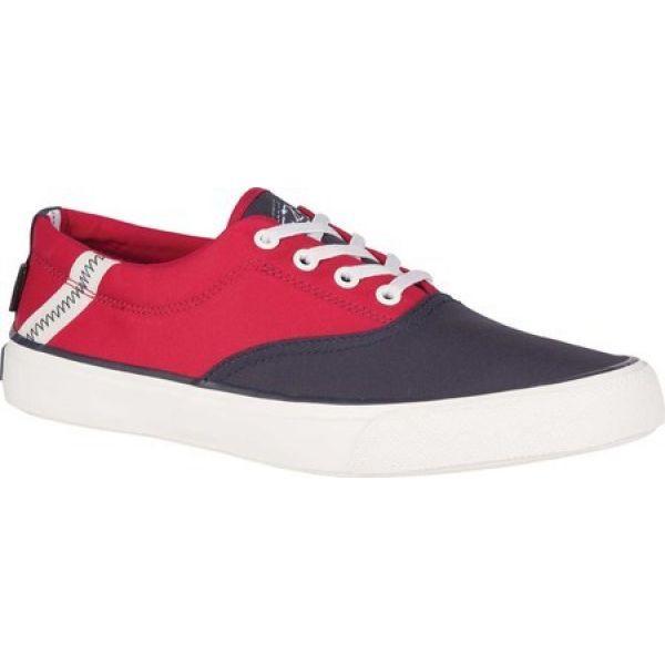 【 新品 】 スペリー Sperry Top-Sider Top-Sider メンズ スニーカー シューズ・靴 Sperry Sneaker Striper II CVO BIONIC Sneaker Navy/Red Recycled Plastic, 自然派ストアSakura:17a052f9 --- kzdic.de