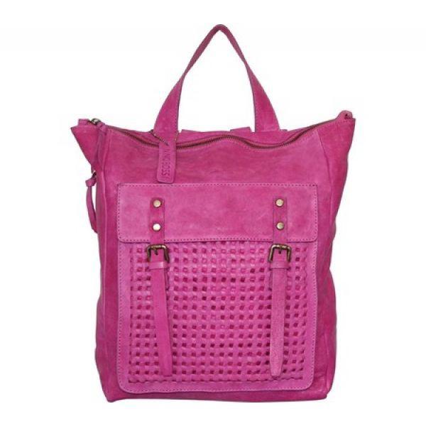 【2018最新作】 ニノボッシー Nino Bossi レディース バックパック・リュック バッグ Elaina Backpack Pink, 制服マート 76262576