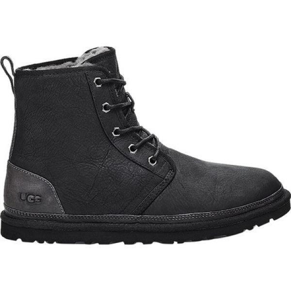 交換無料! アグ UGG メンズ ブーツ ブーツ シューズ Harkley・靴 Harkley Ankle メンズ Boot Black TNL, 徳増茶道具専門店:b1eef081 --- oeko-landbau-beratung.de
