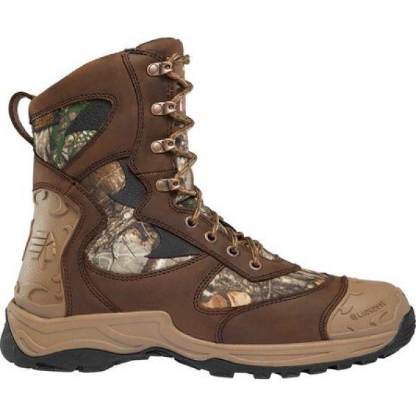 高品質 ラクロッセ 8 LaCrosse メンズ Hunting 800G ブーツ シューズ・靴 Atlas 8 800G Hunting Boot Realtree Edge Nubuck, 家具インテリア通販Room:2be1640e --- kzdic.de