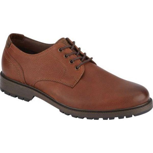【中古】 ドッカーズ ドッカーズ Dockers メンズ 革靴 Waterproof・ビジネスシューズ シューズ・靴 Schaefer Plain Waterproof Plain Toe Oxford Cognac, COCOJOA:4fa8b149 --- kzdic.de