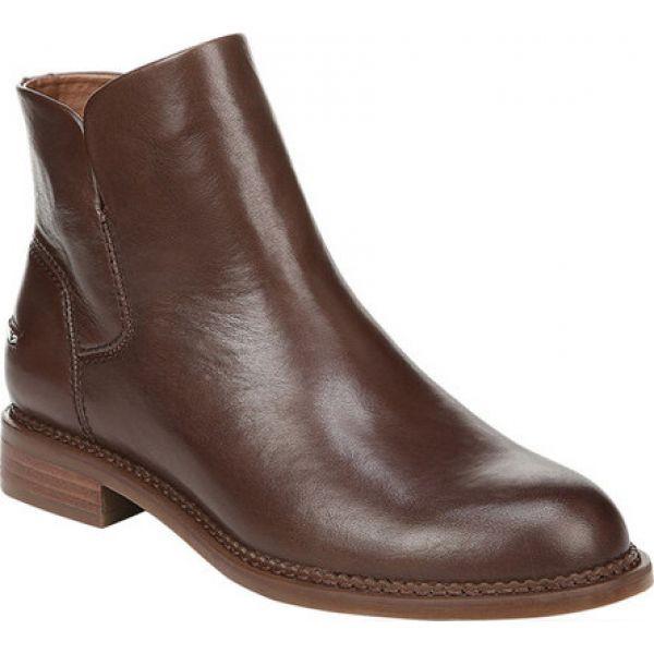 正規 フランコサルト Franco Sarto レディース ブーツ ショートブーツ シューズ・靴 Happily Ankle Bootie Brown Bally Premium, La mia Vita 63289e49