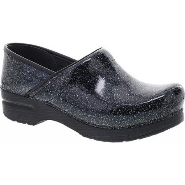 『4年保証』 ダンスコ Dansko レディース クロッグ シューズ・靴 Professional Clog Glitzy Patent, クッキーメール 6a1a810e
