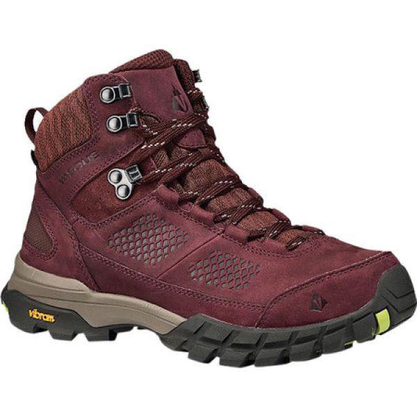 激安価格の バスク Vasque レディース シューズ・靴 ハイキング・登山 Talus All-Terrain UltraDry Hiking Boot Rum Raisin/Green Glow Waterproof N, フクオカマチ a3332710