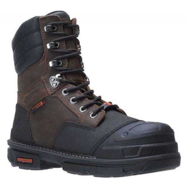【別倉庫からの配送】 ウルヴァリン Wolverine メンズ ワークブーツ ブーツ ワークブーツ Boot Work シューズ・靴 Yukon 8 CarbonMAX Comp Toe Work Boot Coffee Bean, TIDING BAG:ac95e70c --- chevron9.de