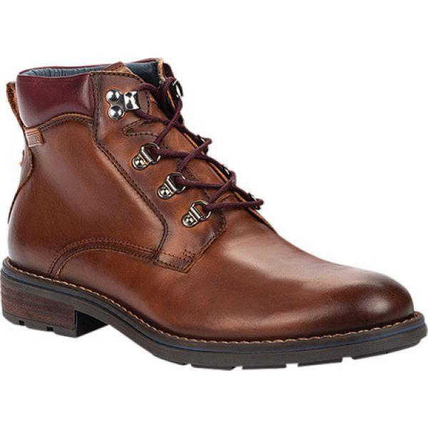 全日本送料無料 ピコリノス Pikolinos メンズ ブーツ ショートブーツ シューズ・靴 York Ankle Boot M2M-8322 Cuero Calfskin, 津別町 c543fd4d