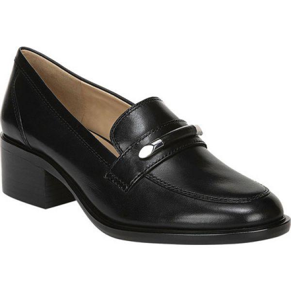 激安特価 ナチュラライザー Naturalizer レディース ローファー Perla・オックスフォード シューズ Naturalizer・靴 Perla Loafer Loafer Black Leather, ツールショップキカイヤ:b4d84a45 --- 1gc.de