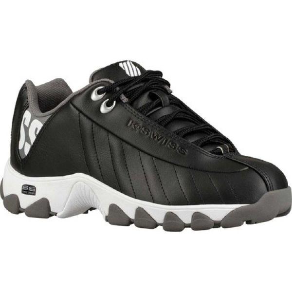 特価ブランド ケースイス K-Swiss XL レディース K-Swiss スニーカー Sneaker シューズ・靴 ST329 XL Sneaker Black/Gray/White, HAYARU:0c8ace6a --- buergerverein-machern-mitte.de