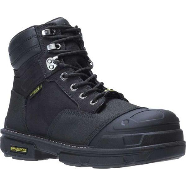 【別倉庫からの配送】 ウルヴァリン Wolverine メンズ Boot ブーツ ワークブーツ シューズ・靴 6 Yukon Yukon 6 CarbonMAX Comp Toe Work Boot Black Waterproof, でらアウトレット-メンズブランド:ffa25958 --- chevron9.de