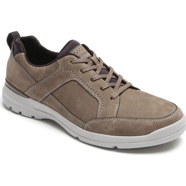 最終決算 ロックポート Rockport メンズ スニーカー レースアップ シューズ・靴 City Edge Lace Up Sneaker Taupe Nubuck, ホットな商品まるはん 1d16a0a5