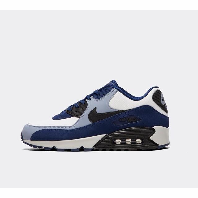 【本物保証】 ナイキ Nike メンズ メンズ スニーカー シューズ・靴 air 90 max 90 ナイキ leather trainer Blue/Black/Platinum, OOTW:a1fe1cc5 --- buergerverein-machern-mitte.de