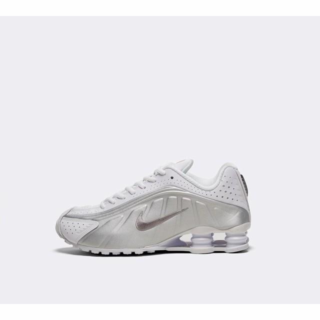 【18%OFF】 ナイキ Nike shox メンズ trainer スニーカー シューズ・靴 shox r4 trainer ナイキ White/Metallic Silver, chuya-online:0712f26d --- stunset.de