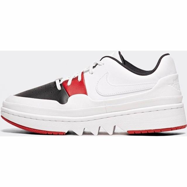【公式】 ナイキ ジョーダン Jordan レディース スニーカー シューズ・靴 aj1 jester xx low laced trainer White/Gym Red/Black, アジカタムラ 12d00f27