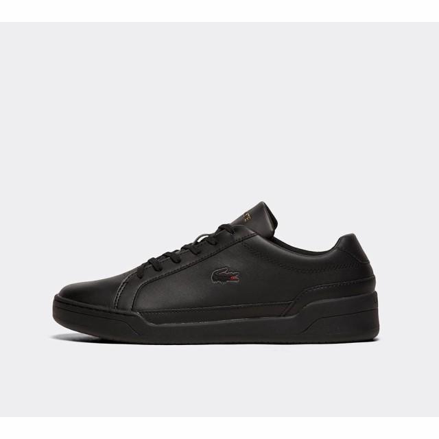 品多く ラコステ Lacoste メンズ スニーカー シューズ・靴 challenge leather trainer Black/Black, ドリーマーズ 71e44ecc