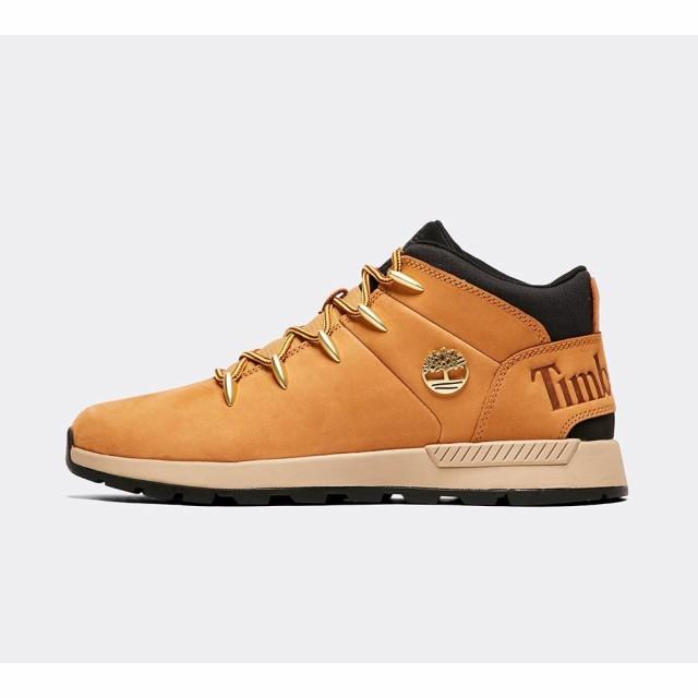 超激安 メンズ Timberland euro boot trekker ティンバーランド Wheat/White シューズ・靴 sprint ブーツ-靴・シューズ