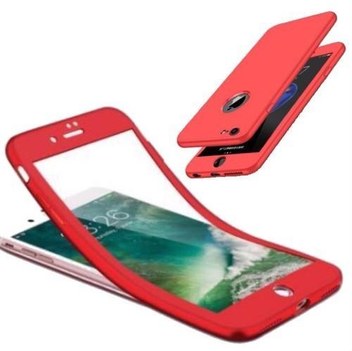 c6b0443ba3 iPhone 7 Plus(5.5インチ)【やわらかい!】 全面保護 フルカバーケース ...