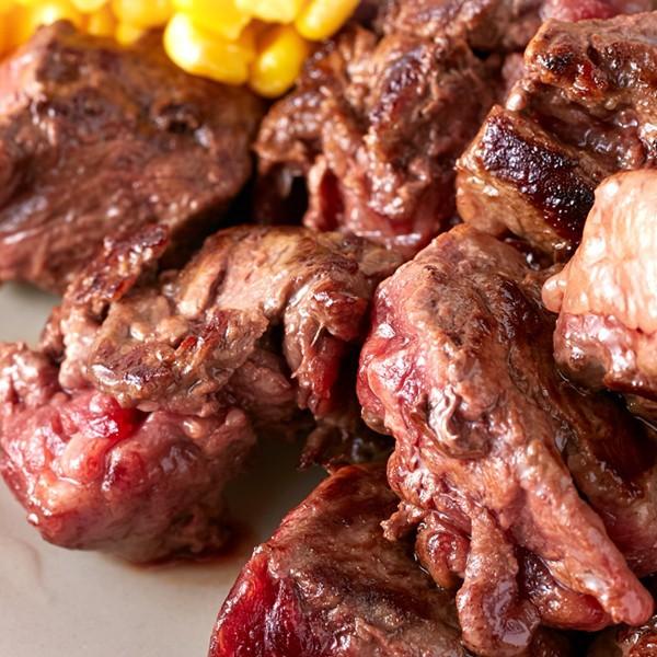 牛ヒレ サイコロステーキ 熟成 冷凍 牛 高級部位 肉 大容量 カット 1kg 〔A冷凍〕