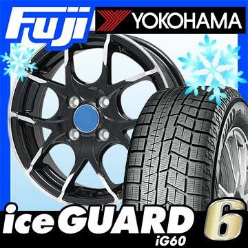 新品入荷 YOKOHAMA ヨコハマ アイスガード6 IG60 195/65R15 スタッドレスタイヤホイールセット BRANDLE ブランドル M69B 5.5J 5.50-15, ベイクハウスPaPaShu b82858eb
