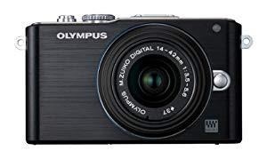 お気に入り (品)OLYMPUS E-PL3 ミラーレス一眼 PEN Lite レンズキット E-PL3 レンズキット (品)OLYMPUS ブラック E-PL3 LKIT, ブンスイマチ:419c80f3 --- kzdic.de