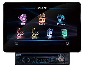 【新発売】 (品)Absolute AVH-1100ABT 11-Inch TFT LCD Motorized Monitor Digital Video M, 甘楽町 3cfbcfca
