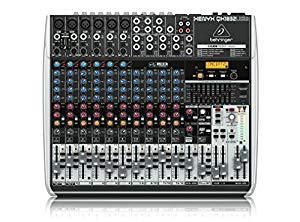 有名な高級ブランド ベリンガー QX1832USB 18入力3/2バスミキサー USB/オーディオインターフェース(品), アグイチョウ f95cd61f