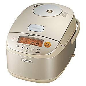 全日本送料無料 象印 一升 炊飯器 象印 一升 炊飯器 圧力IH式 極め炊き シャンパンゴールド NP-BE18-NZ(品), 青森りんご アップルショップ大中:fdeb494c --- kzdic.de
