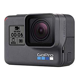 2019春大特価セール! [国内正規品] GoPro Black HERO6 Black ウェアラブルカメラ [国内正規品] GoPro CHDHX-601-FW(品), 甲斐市:5fb536c3 --- kzdic.de