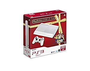衝撃特価 PlayStation 3 250GB スターターパック クラシック・ホワイト みんなのゴル(未使用品), ATIST c92c0ae2