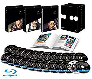 代引き人気 007 コレクターズ・ブルーレイBOX(24枚組)(初回生産限定) 007/スペクター収(未使用品), 家具団地 4ee73795