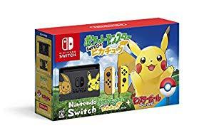 【SALE】 Nintendo Switch ポケットモンスター Let's Go! ピカチュウセット (モンス (未使用品), 御朱印帳仏具神棚 なごみや ccabf538