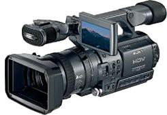 人気を誇る 【 デジタルHDビデオカメラレコーダー HDR-FX1 ソニー SONY 良品】-カメラ