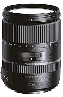 国内初の直営店 【 TAMRON VC 28-300mm キ 高倍率ズームレンズ F3.5-6.3 Di 良品】 PZD-カメラ