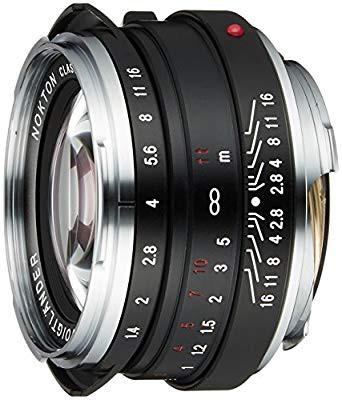 上等な 【新品】 VoightLander F1.4 単焦点レンズ NOKTON classic 40mm F1.4 NOKTON classic 131507, 女子的ランジェリーVirgin-ist:37acf5b4 --- chevron9.de