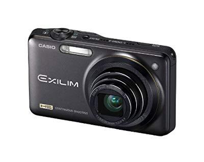 男女兼用 CASIO デジタルカメラ EXILIM EX-ZR10 ブラック ブラック EXILIM EX-ZR10BK( CASIO 良品), Y's Style:a3fa0b87 --- 1gc.de