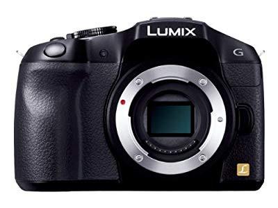 お買い得モデル 【新品】 Panasonic ミラーレス一眼カメラ ルミックス G6 ボディ 1605万画, 腕時計ノップル 41b58cc3