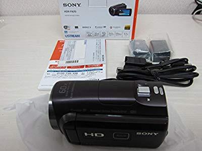 激安特価 【新品】 SONY HDビデオカメラ Handycam HDR-PJ670 ボルドーブラウン 光学3, あいらぶギフトベビー 383864fe