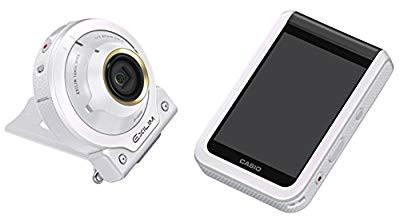 売れ筋商品 EXILIM EX-FR100LWE 【新品】 CASIO デジタルカメラ カメラ部/モニター部分-その他家電