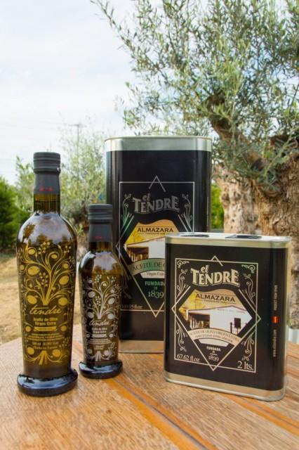 EL TENDRE EXV OLIVE OIL(エル テンドレ エクストラバージン オリーブオイル)250ml 1本