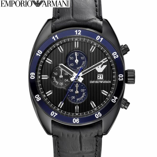 正規品 (スプリングクリアランス) 腕時計 エンポリオアルマーニ EMPORIOARMANI AR5916時計 AR5916時計 腕時計 EMPORIOARMANI メンズブラック レザー (k-15), いでゆむし羊羹の伊豆柏屋:8a6a29bf --- chevron9.de