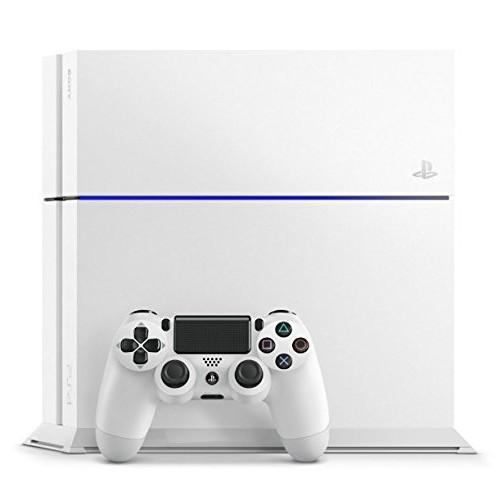 【本物保証】 PlayStation 4 グレイシャー・ホワイト (CUH-1200AB02)[メーカー生産終了], ハセガワセレクト d3022451