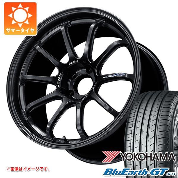 人気満点 サマータイヤ 235/50R18 101W XL ヨコハマ ブルーアースGT AE51 アドバンレーシング RS-DF 8.5-18 タイヤホイール4本セット, カンナマチ 23ceebd6