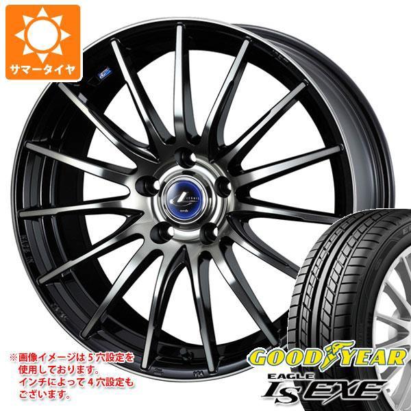 納得できる割引 サマータイヤ 205/50R16 87V グッドイヤー イーグル LSエグゼ レオニス ナヴィア 05 6.5-16 タイヤホイール4本セット, エイエヌエス 38e3e327