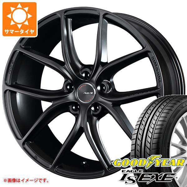 ファッションの サマータイヤ 245/40R20 99W XL グッドイヤー イーグル LSエグゼ レイズ ホムラ 2x5TW 8.5-20 タイヤホイール4本セット, Shimadaya HOME&LIFE 23536817