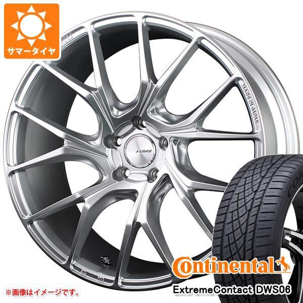 人気ショップ サマータイヤ 245/40R20 99Y XL コンチネンタル エクストリームコンタクト DWS06 レイズ ホムラ 2x7TW 8.5-20 タイヤホイール4本セット, 生野区 83fc2be7