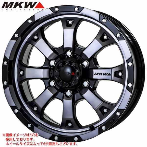 【ギフト】 MK-46 DGC 7.0-16 ホイール1本 MK-46 Diacut GraphiteClear, 天城わさびの里 6309d8b9
