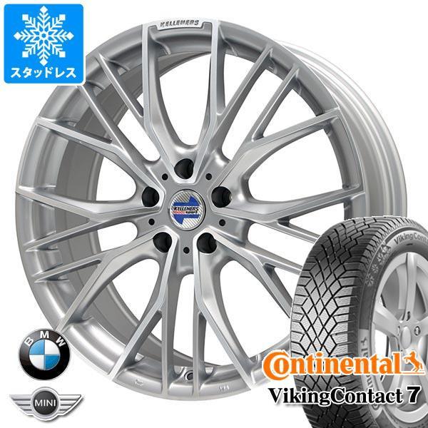 贅沢品 BMW G01 X3用 スタッドレス コンチネンタル バイキングコンタクト7 SSR 225/60R18 104T XL ランフラット ケレナーズ エルツ SP タイヤホ, 紙文具 ひかり cd525c09