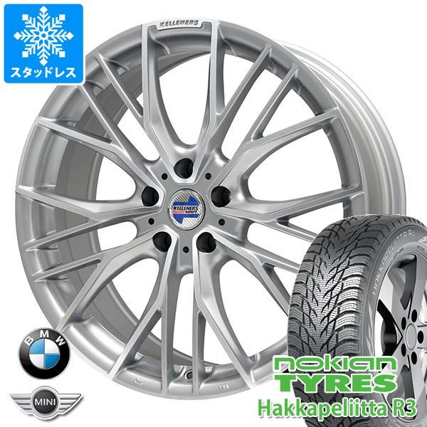 正規品 BMW F36 4シリーズ用 スタッドレス ノキアン ハッカペリッタ R3 225/50R17 98R XL ケレナーズ エルツ SP タイヤホイール4本セット, アンブロシア 7ec59bff