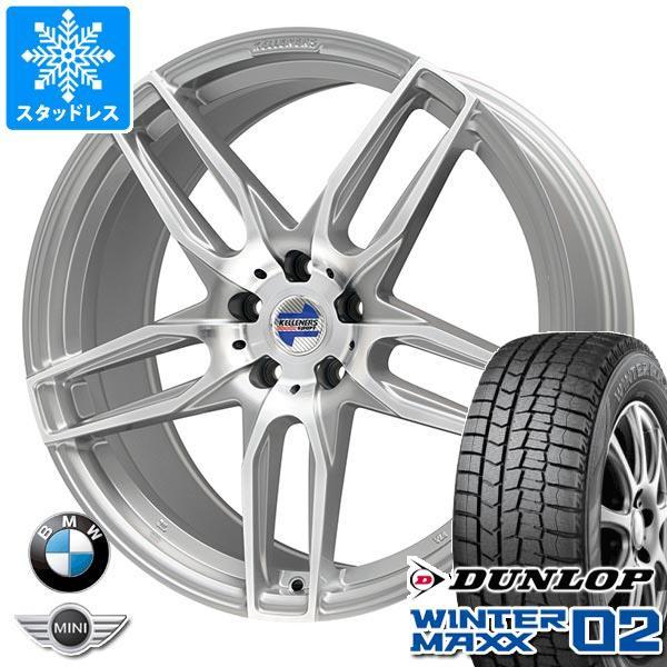 【数量は多】 BMW G01 X3用 スタッドレス ダンロップ ウインターマックス02 WM02 225/60R18 100Q ケレナーズ マインツ SP タイヤホイール4本セット, レザークラフト材料専門店ぱれっと a1f45885
