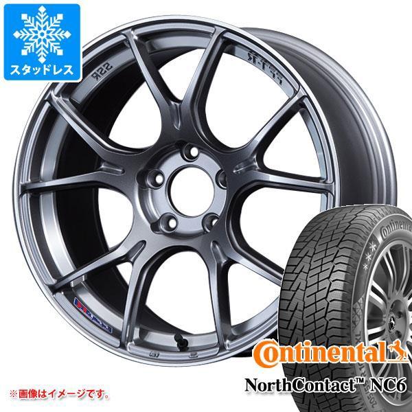 最新入荷 スタッドレスタイヤ コンチネンタル ノースコンタクト NC6 225/65R17 102T & SSR GTX02 7.0-17 タイヤホイール4本セット 225/65-17 CONT, オンラインショップ ルート8 d700014b