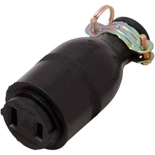 SK11・ゴムコネクターボディー・HC−1・電動工具・電工ドラム・コード・ゴムプラグ類・DIYツールの画像